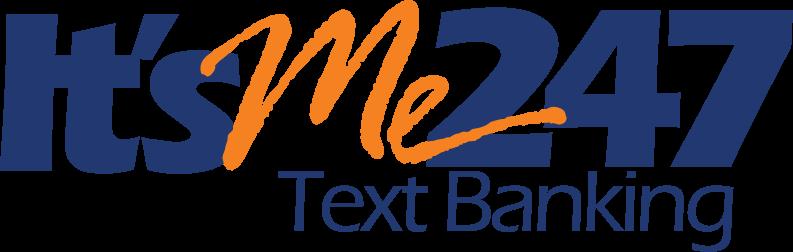 Text Banking Banner Logo