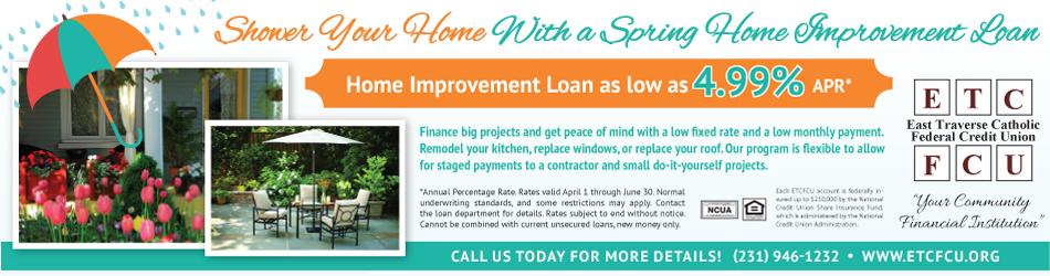 Spring Loan Promotion