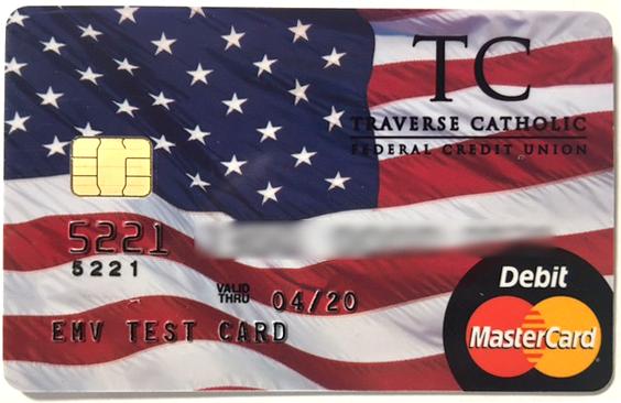 New Debit Cards