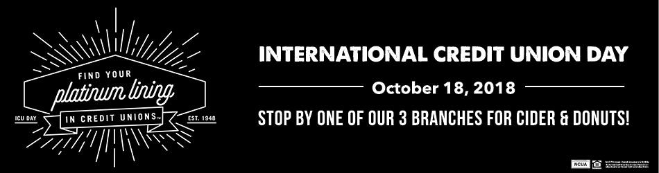 International Credit Union Day