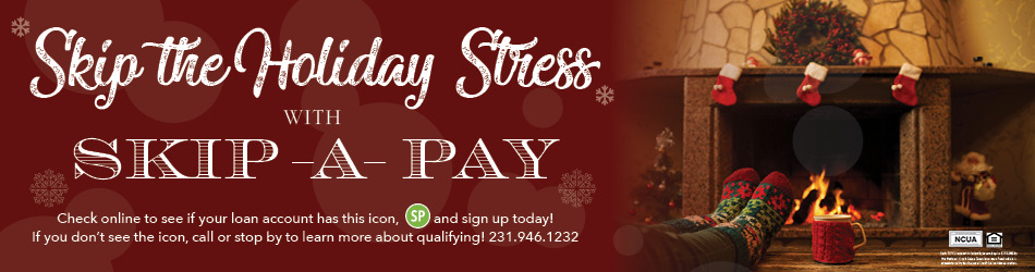 Skip the Holiday Stress with Skip-A-Pay
