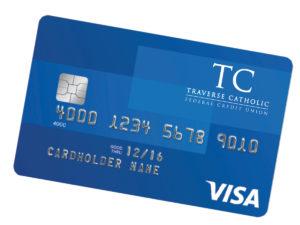 VISA Card Graphic