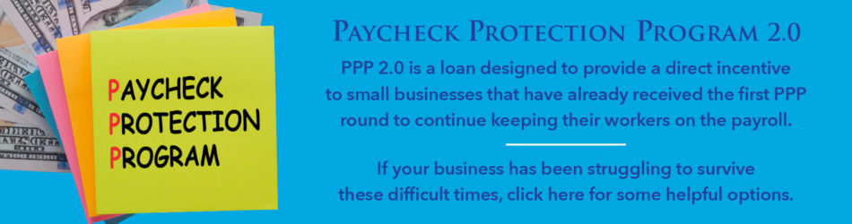 Paycheck Protection Plan 2.0